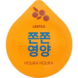 Капсульная ночная маска Суперфуд питающая Holika Holika 10 г в интернет магазине