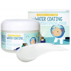Маска для лица Elizavecca ночная УВЛАЖНЕНИЕ Water Coating Aqua Brightening Mask 100 мл в Беларуси