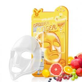 Тканевая маска для лица Elizavecca с Витаминами VITA DEEP POWER Ringer mask pack