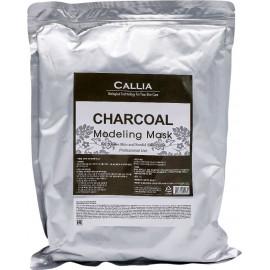Альгинатная маска для лица CALLIA ДРЕВЕСНЫЙ УГОЛЬ Charcoal Modeling Mask 1 л