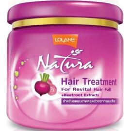 Маска Lolane против выпадения волос Natura Hair Treatment 500 гр