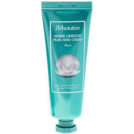 Крем для рук JMsolution Marine Luminous Pearl Hand Cream Black 50 мл   1 шт