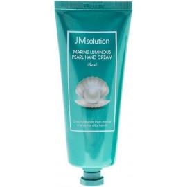 Крем для рук JMSolution Marine Luminous Pearl Hand Cream Black 100 мл