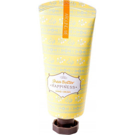 Крем для рук Welcos Around Me Happiness Hand Cream Shea Butter 60 мл