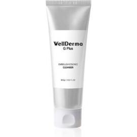 Пенка для умывания Wellderma УВЛАЖНЕНИЕ G Plus Embellish Essence Cleanser 100 гр