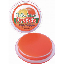 Бальзам для губ ILENE Апельсин Coconut 10 гр