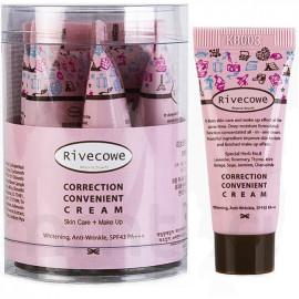Тональный крем RIVECOWE Beyond Beauty Correction Convenient Cream SPF 43 РА+++ 5мл купить