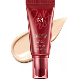 BB-крем Missha M Perfect Cover BB Cream RX No.22/Neutral Beige 50мл