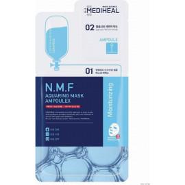 Тканевая маска + сыворотка Mediheal N.M.F Aquaring Mask Ampoulex 27мл+3мл