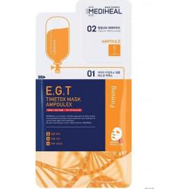 Тканевая маска + сыворотка Mediheal E.G.T Timetox Mask Ampoulex 25мл+3мл