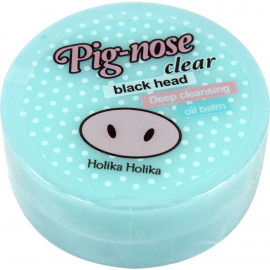 Бальзам Holika Holika для очистки пор Pig-nose Clear Black Head Deep Cleansing Oil Balm 30 мл