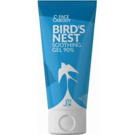 Гель универсальный J:ON ЛАСТОЧКА Face & Body Bird's Nest Soothing Gel 90% 200 мл
