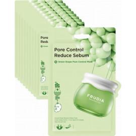 Маска для лица Frudia с зеленым виноградом Green Grape Pore Control Mask 20 мл