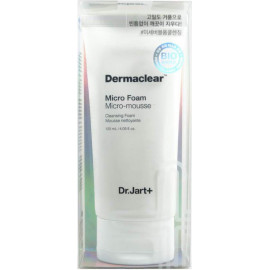 Мягкая пенка Dr.Jart DERMACLEAR MICRO FOAM MICRO-MOUSSE CLEANSING FOAM 120 мл