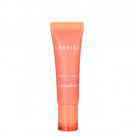 Оттеночный блеск-бальзам для губ Laneige  грейпфрут Lip Glowy Balm Grapefruit 10 гр в рассрочку по Халве