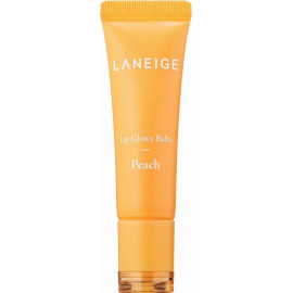 Оттеночный блеск-бальзам для губ Laneige персик Lip Glowy Balm Peach 10 гр