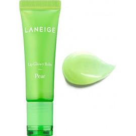 Оттеночный блеск-бальзам для губ Laneige груша Lip Glowy Balm Pear 10 гр c бесплатной доставкой