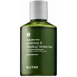 Сплэш-маска Blithe Зеленый Чай Patting Splash Mask Soothing & Healing Green Tea 150 мл