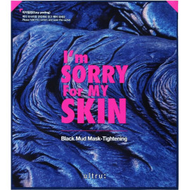 Маска глиняная I'm Sorry for My Skin Black Mud Mask Tightening 18 мл