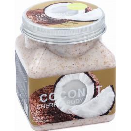 Скраб для тела Wokali Coconut Sherbet Body Scrub с кокосом 350 мл