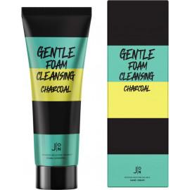 Пенка для умывания J:ON УГОЛЬ Gentle Foam Cleansing Charcoal 100 мл