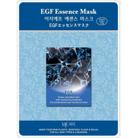 Тканевая маска для лица Mijin Essence Mask EGF