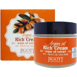 Крем для лица JIGOTT МАСЛО АРГАНЫ Argan Rich Cream 70 мл