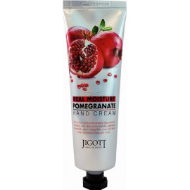 Крем для рук JIGOTT ГРАНАТ Real Moisture POMEGRANATE Hand Cream 100 мл