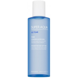 Тоник для лица MISSHA Super Aqua Ice Tear Skin 180 ml