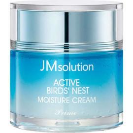 Крем JMsolution с экстрактом ласточкиного гнезда Active Birds Nest Moisture Cream Prime 60 мл