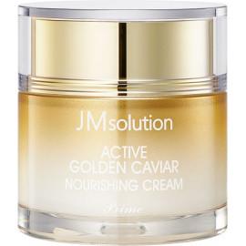 Крем JMsolution с икрой Active Golden Caviar Nourishing Cream Prime 60 мл
