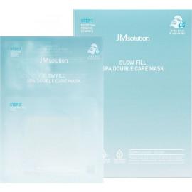Mаска тканевая JMsolution Glow fill Spa Double Care Mask
