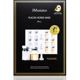 Маска тканевая JMsolution PLACEN Horse Mask Pure 30 мл