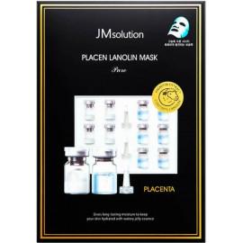 Маска тканевая JMsolution PLACEN Lanolin Mask Pure 35 мл