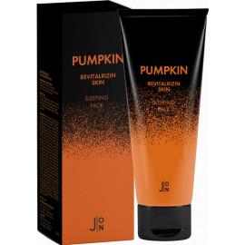 Маска для лица J:ON Тыква Pumpkin Revitalizing Skin Sleeping Pack 50 мл