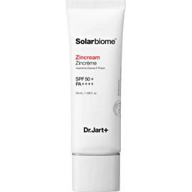 Солнцезащитный крем для чувствительной кожи Dr. Jart + Solarbiome Zincream SPF50+ PA++++ 50мл
