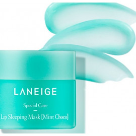 Ночная маска для губ LANEIGE с ароматом мятного шоколада Lip Sleeping Mask Choco Mint 8 гр