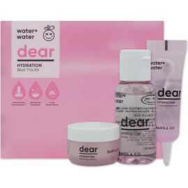 Набор для лица Banila Co 3в1 Dear Hydration Best Trio Kit