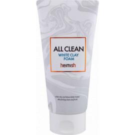 Глиняная пенка Heimish для глубокого очищения пор All Clean White Clay Foam 150 мл
