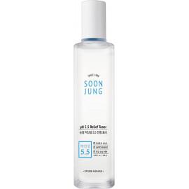 Тонер Etude House для чувствительной кожи Soon Jung pH 5.5 Relief Toner 180 мл