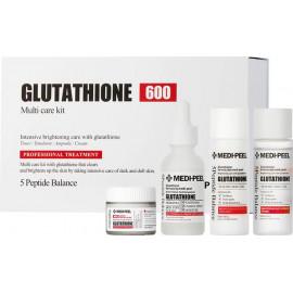 Набор Medi-Peel против пигментации Bio-Intense Gluthione 600 Multi Care Kit 30 мл+30 мл+30 мл+50 гр