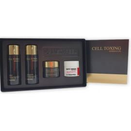 Набор миниатюр Medi-Peel с лифтинг эффектом Cell Toxing Dermajours Trial Kit 30*2+10*2 мл