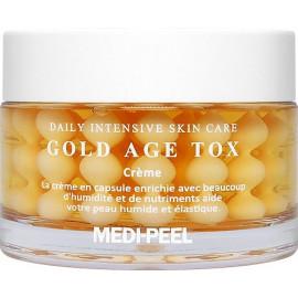 Крем-филлер Medi-Peel с PLA кислотой Gold Age Tox Cream 50 мл в Минске