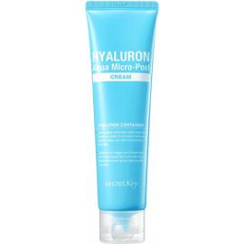 Гиалуроновый крем Secret Key для увлажнения и омоложения кожи Hyaluron Aqua Soft Cream 150 гр