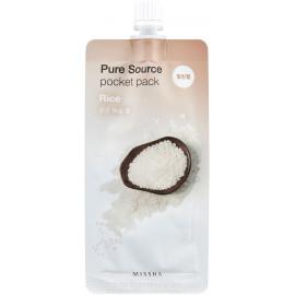 Пилинг-маска для лица MISSHA Pure Source Rise 10 ml