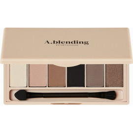 Тени для век Esthetic House A.blending Pro Eyeshadow Palette Nude Temptation 2 гр x 6 шт в Беларуси