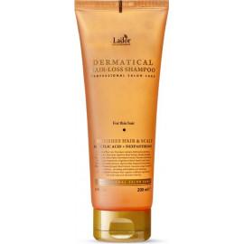 Шампунь Lador для тонких волос DERMATICAL HAIR-LOSS SHAMPOO 200 мл