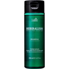Успокаивающий шампунь для волос Lador HERBALISM SHAMPOO 150 мл