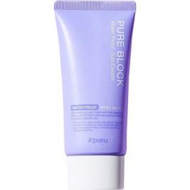 Солнцезащитный крем A'pieu Pure Block Water Proof Sun Cream SPF50+/PA+++ 50мл