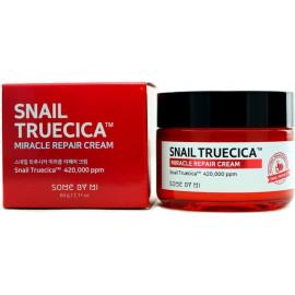 Крем Some By Mi с муцином улитки и комплексом растительных экстрактов Snail Truecica Miracle Repair 60гр